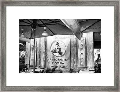 Romane Framed Print by John Rizzuto