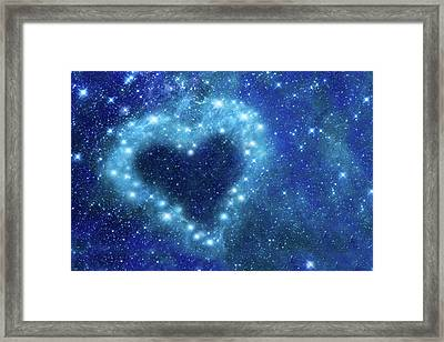 Romantic Night Framed Print