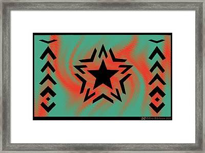 Romare Bearden Star Framed Print