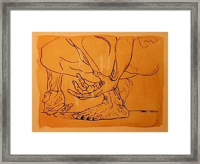 Rome Series IIi Framed Print by Dan Earle
