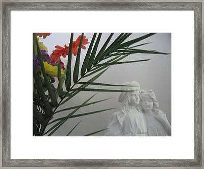 Framed Print featuring the photograph Romeo And Juliet by Maciek Froncisz