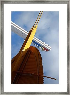 Romford Mill Framed Print by Jez C Self