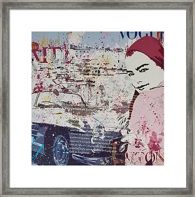 Romny - Ritz Framed Print