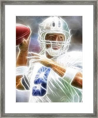 Romo Framed Print by Paul Van Scott