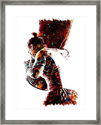 Ronda Rousey Daily Grind Framed Print by Brian Reaves