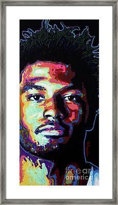 Rook #1 Framed Print