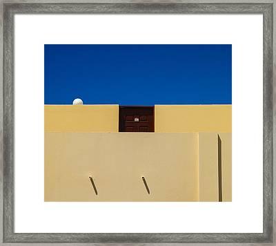 Room 608 Framed Print