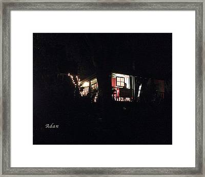 Framed Print featuring the photograph Room In The Sky by Felipe Adan Lerma