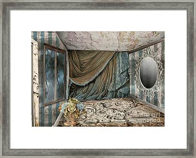 Room Of Dreaming Framed Print by Mindy Sommers