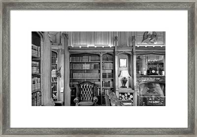 Framed Print featuring the photograph Room Of Relaxation by Christi Kraft
