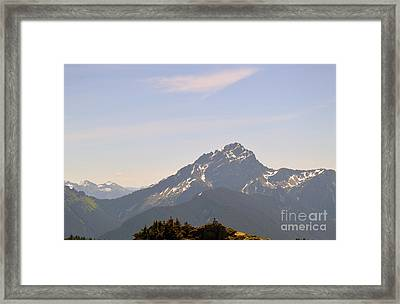 Room To Think Framed Print