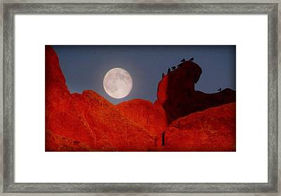 Room With A View.. Framed Print