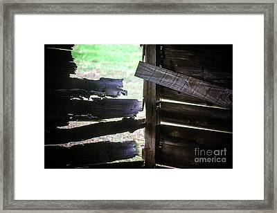 Room With A View  Framed Print by JW Hanley