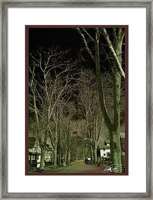 Roosevelt Avenue I Framed Print