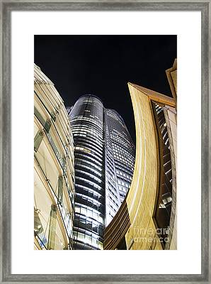 Roppongi Hills Mori Tower Framed Print by Bill Brennan - Printscapes