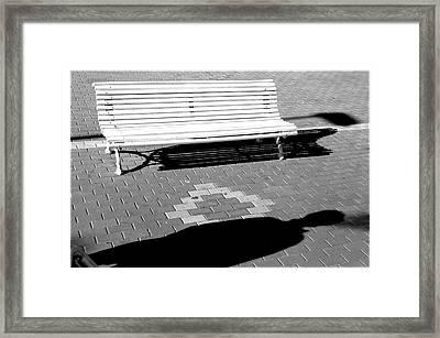 Roquettas 10 Framed Print by Jez C Self