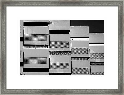 Roquettas 11 Framed Print by Jez C Self