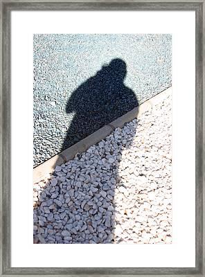 Roquettas 16 Framed Print by Jez C Self