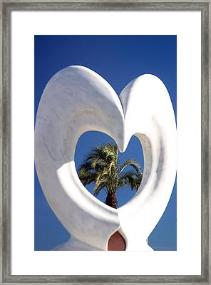 Roquettas 17 Framed Print by Jez C Self