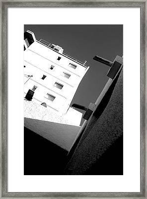 Roquettas 22 Framed Print by Jez C Self