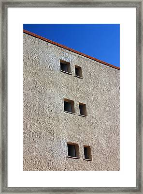 Roquettas 23 Framed Print by Jez C Self