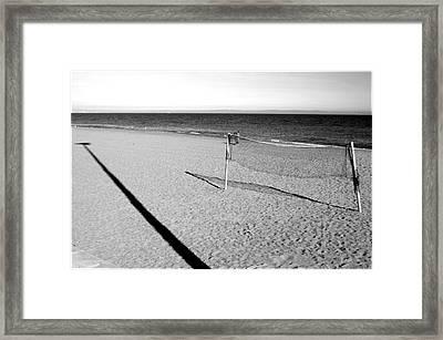 Roquettas 33 Framed Print by Jez C Self