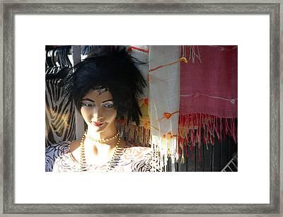 Roquettas 50 Framed Print by Jez C Self