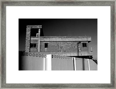 Roquettas 63 Framed Print by Jez C Self
