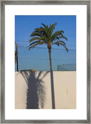 Roquettas 65 Framed Print by Jez C Self