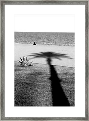 Roquettas 71 Framed Print by Jez C Self