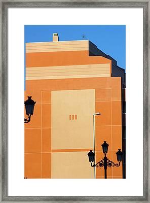 Roquettas 75 Framed Print by Jez C Self