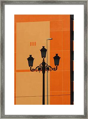 Roquettas 76 Framed Print by Jez C Self