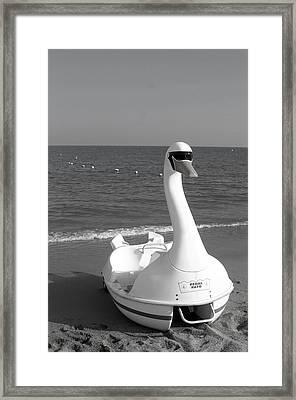 Roquettas 84 Framed Print by Jez C Self