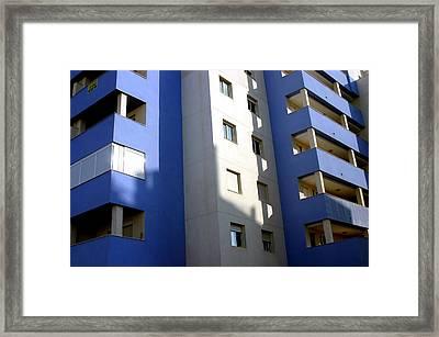 Roquettas 88 Framed Print by Jez C Self