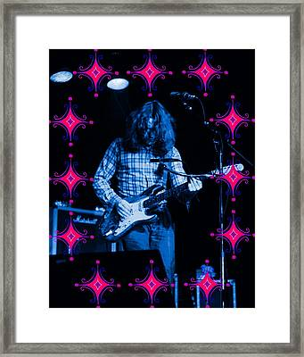 Framed Print featuring the photograph Rory Sparkles by Ben Upham
