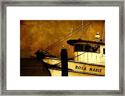 Rosa Marie Framed Print