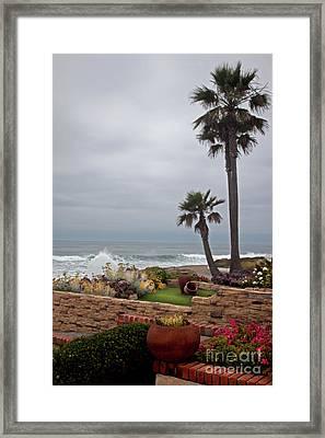 Rosarito Beach Framed Print
