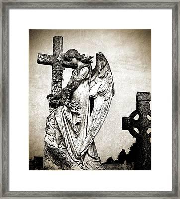 Roscommon Angel No 1 Framed Print