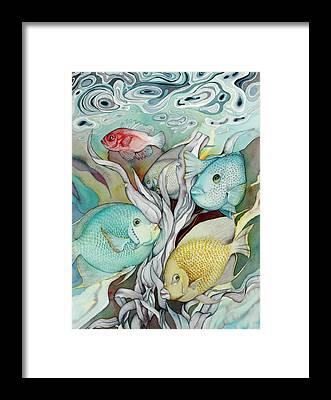 Bekman Framed Prints