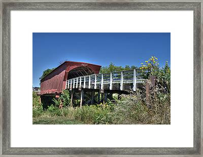 Roseman Bridge No. 5 Framed Print