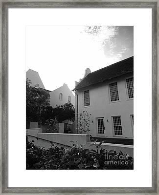 Rosemary Beach Framed Print