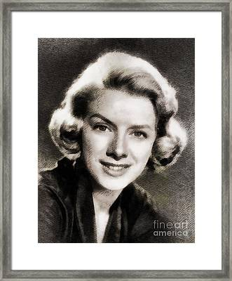 Rosemary Clooney, Music Legend Framed Print