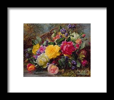 Horticulture Framed Prints