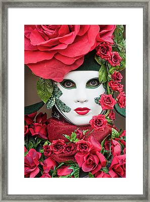 Framed Print featuring the photograph Roses II by Stefan Nielsen