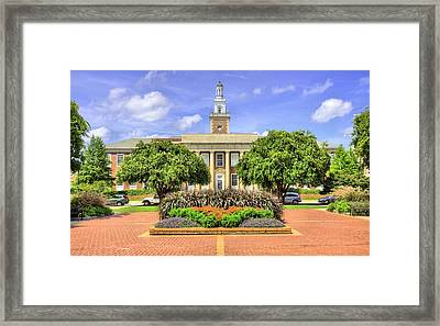 Ross Square  Framed Print by JC Findley