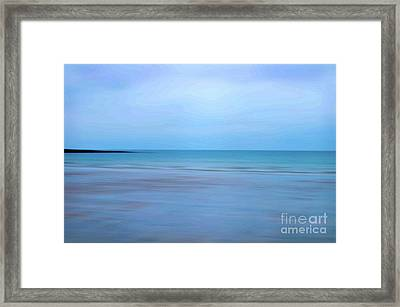 Ross Strand Framed Print by Marion Galt