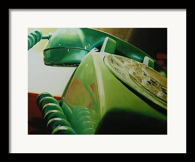 Phone Framed Prints