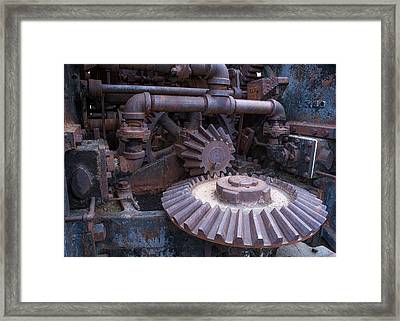 Rotary Tribute 2 Framed Print by Rhys Arithson