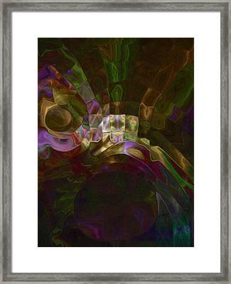 Rotation Framed Print