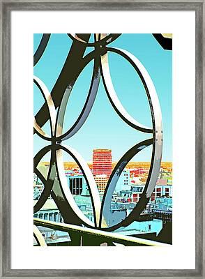 Rotunda Framed Print